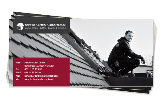 Der Dresdner Dachdecker